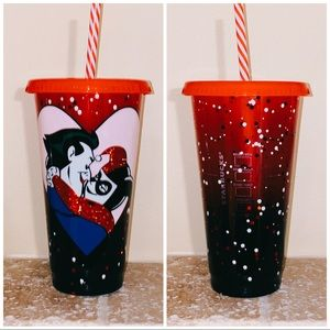 Harley Quinn Cup, Starbucks Cold Cup